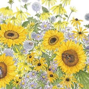 Sunflowers for Botanical Celebration 2012