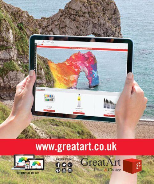 Great art ad